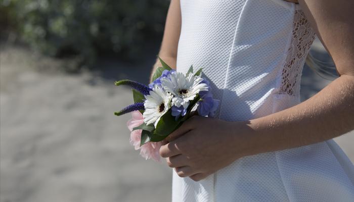 trouwerij bruiloft strand vlaardingen fotografe fotografie trouwreportage