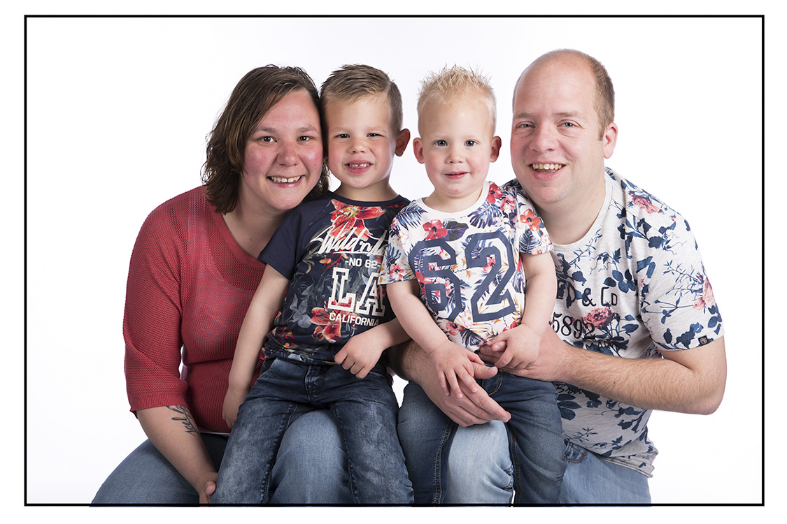gezin famile fotoshoot portret vlaardingen