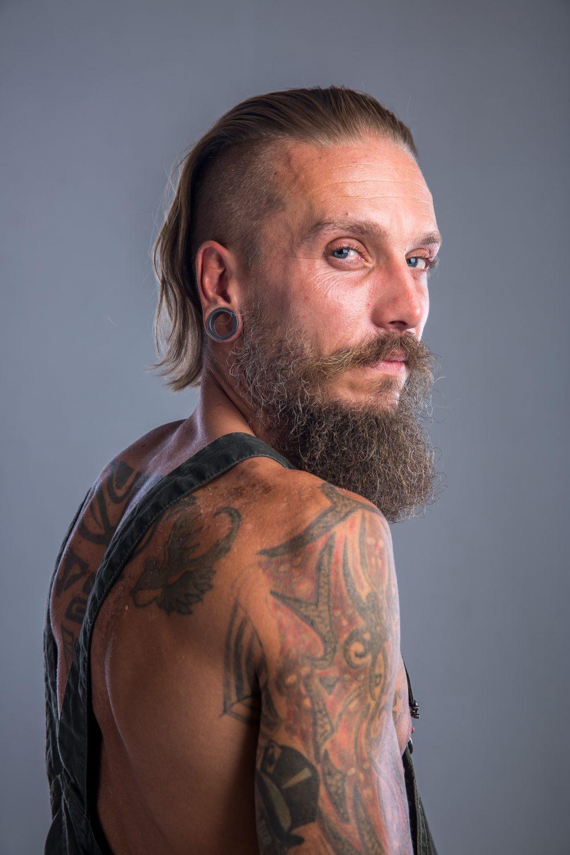fotoshoot vlaardingen baard