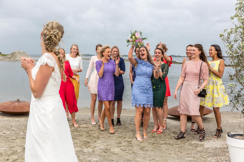 trouwerij - bruiloft - bruidsfotografie vlaardingen fotograaf Tamara Heck
